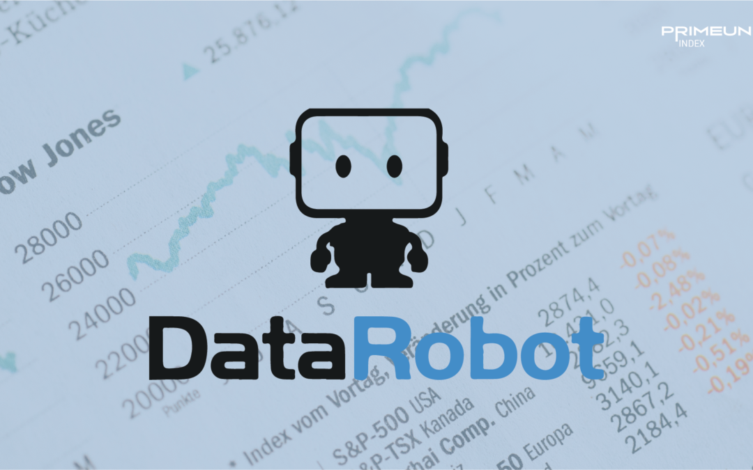 DataRobot has a new $220M Series E round