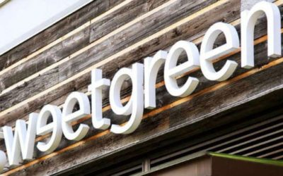 Sweetgreen has a new $150m Series I round